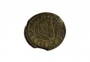 FELIPE IV - 1663