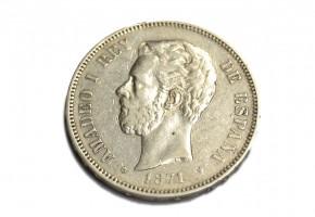 AMADEO I - 1871