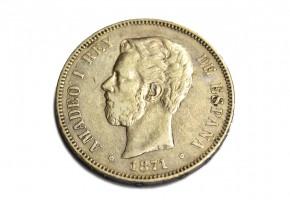 AMADEO I - 1874