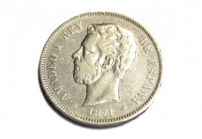 AMADEO I - 1875