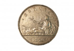 GOBIERNO PROVISIONAL - 1870