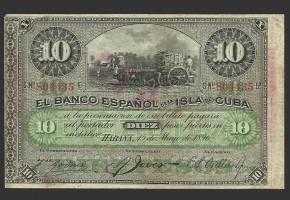 ALFONSO XIII - CUBA