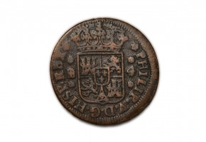 FELIPE V - 1743
