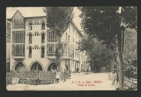 RIBAS - RIBES DE FRESER (GIRONA-GERONA)