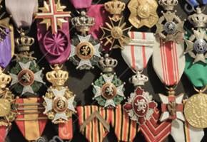 Ordenes y Condecoraciones Militares Españolas