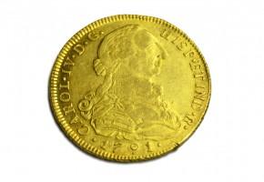 CARLOS IV - 1791