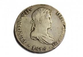 FERNANDO VII - 1815