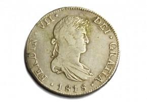 FERNANDO VII - 1818