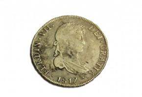 FERNANDO VII - 1817