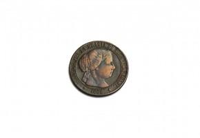 ISABEL II - 1868