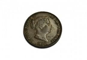 ISABEL II - 1859