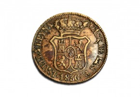 ISABEL II - 1836