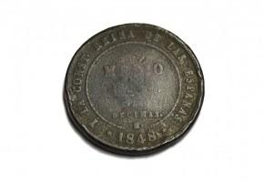 ISABEL II - 1848