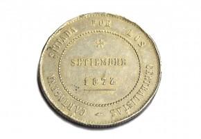 REVOLUCION CATONAL - 1873