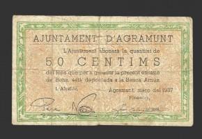 AGRAMUNT (Lleida)