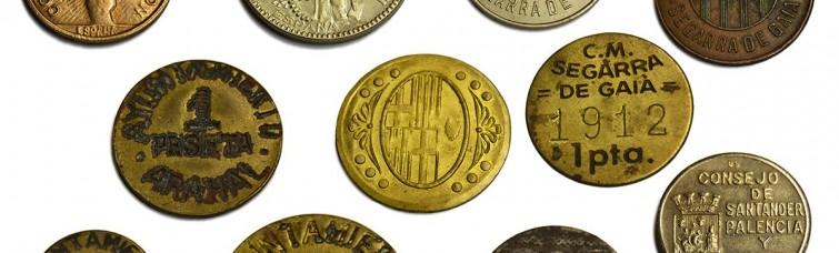 Monedas de gobiernos regionales o municipales