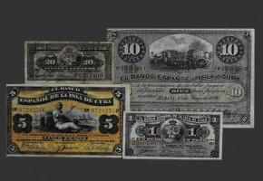 Billetes Españoles de Ultramar